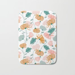 Redamancy #illustration #pattern Bath Mat