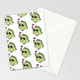 Lenny Love Monster Stationery Cards