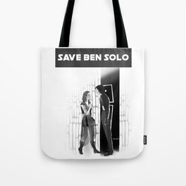 Save Ben Solo Tote Bag