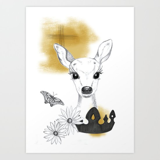 My dear Art Print