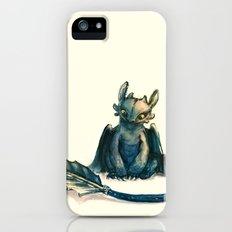 Toothless Slim Case iPhone (5, 5s)