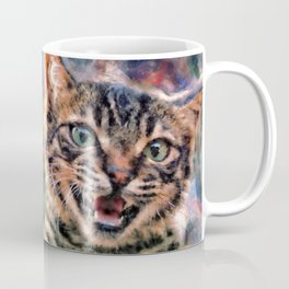Hello Wild Little Beast Coffee Mug