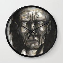 """mann"" Wall Clock"