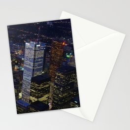 Toronto Skyscrapers Stationery Cards