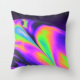 LOW BEAM Throw Pillow