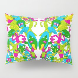 This is not a Party Pillow Sham