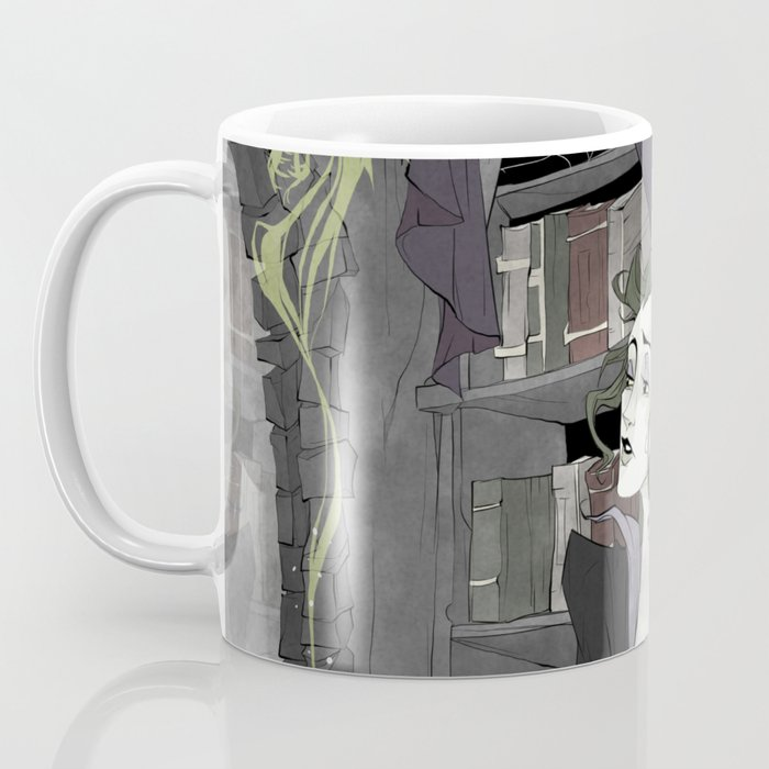 Let Your Hair Down Coffee Mug