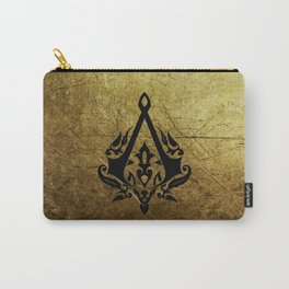 Creed Assassins Grunge Logo Carry-All Pouch