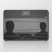 cassette iPad Cases featuring cassette  by gazonula