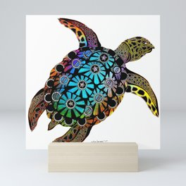 Terrapin 3 Mini Art Print