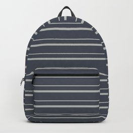 Benjamin Moore 2019 Color of the Year 2019 Metropolitan Light Gray on Hale Navy Blue Gray HC-154 Backpack