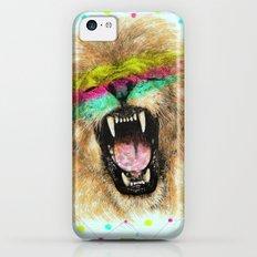Lion II iPhone 5c Slim Case