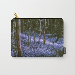 Purple Forest Dream Carry-All Pouch