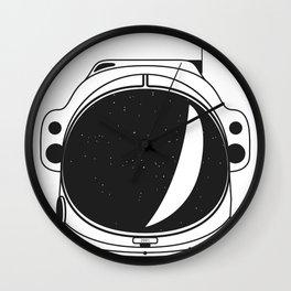 Cosmonaut helmet Wall Clock