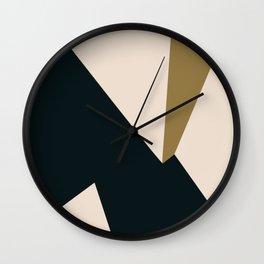 Abstract skyscraper Wall Clock