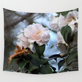 Flower No 3 Wall Tapestry