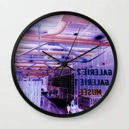Centre Pompidou  Wall Clock