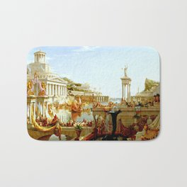 Cole Thomas The Consummation The Course of the Empire Bath Mat