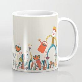 In Flowers Coffee Mug