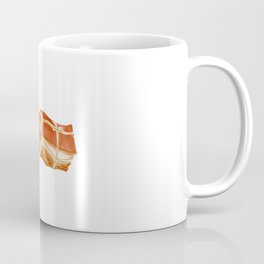 Watercolor Illustration of Chinese Snack - Smoked Meat | 柴沟堡熏肉 Coffee Mug