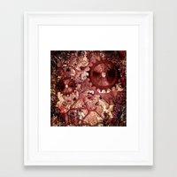 steampunk Framed Art Prints featuring Steampunk by MehrFarbeimLeben