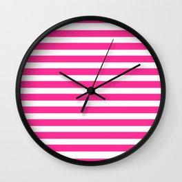 Pinkness Wall Clock