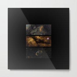 Nebulae Metal Print