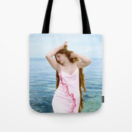 VENUS DRESSED BY DONATELLA Tote Bag