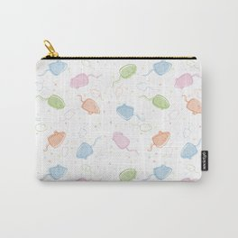 Cat Blobs Mice Carry-All Pouch