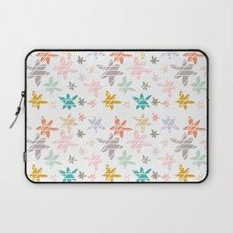 Flower Burst Laptop Sleeve
