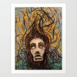 Lechuza Art Print