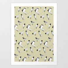 Bird Print - Natural Art Print