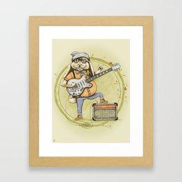 Joyful Noise Framed Art Print