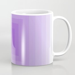 Lavender Monochrome Coffee Mug
