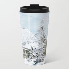 Sniezka Winter Mountains Travel Mug