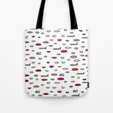 MUAH MUAH Tote Bag