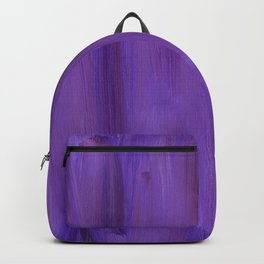 Bright Purple Backpack