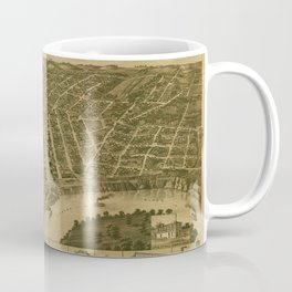 Montgomery Alabama  1887 Coffee Mug