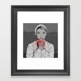 thomasin Framed Art Print