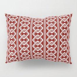 """""""Komochiyoshiwara"""" Japanese traditional pattern Pillow Sham"""