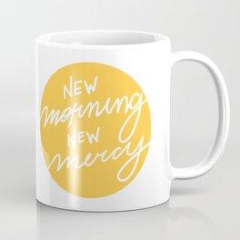 New Morning New Mercy Coffee Mug