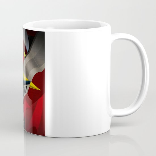 mazinger fan art Mug
