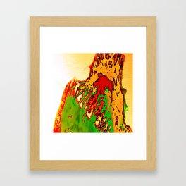 CONDIMENTS Framed Art Print