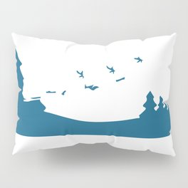 I Want To Believe Christmas Pillow Sham