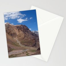 Scenery in Spiti Valley Stationery Cards