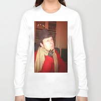 dad Long Sleeve T-shirts featuring DAD by fergus588