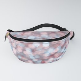 Holiday Cheer Pastel Fanny Pack