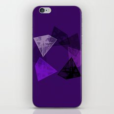 Crystal Round II iPhone & iPod Skin