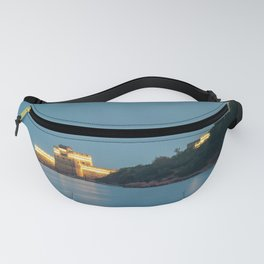 Old dragon`s head (3:4 ratio) Fanny Pack