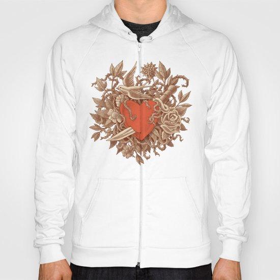 Heart of Thorns  Hoody